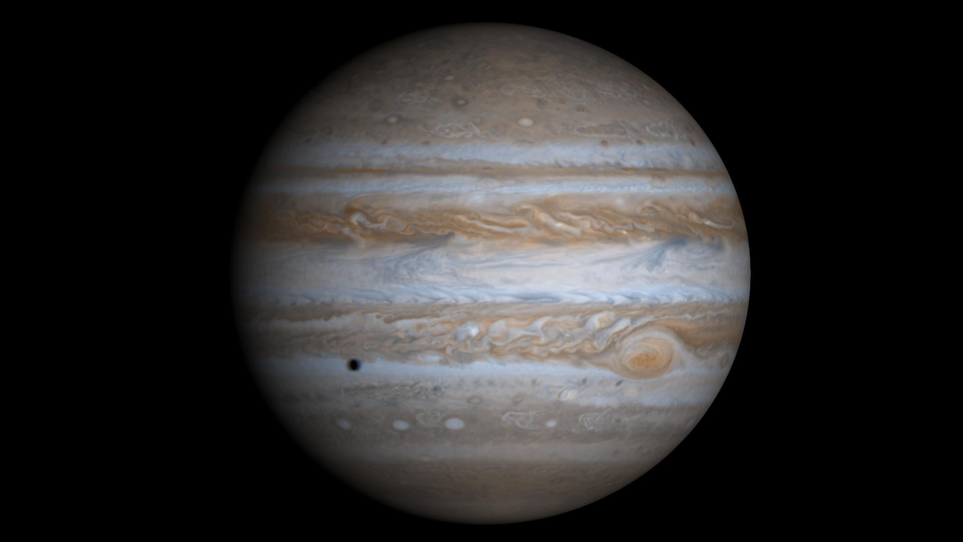 Space Images | High Resolution Globe of Jupiter