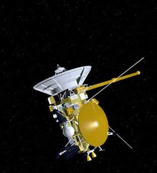 NASA Cassini Spacecraft