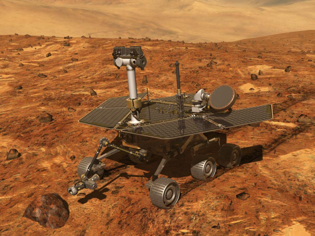 solar power mission to mars - photo #6