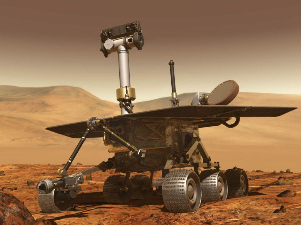 Space Images | Artist's Concept of Mars Exploration Rover