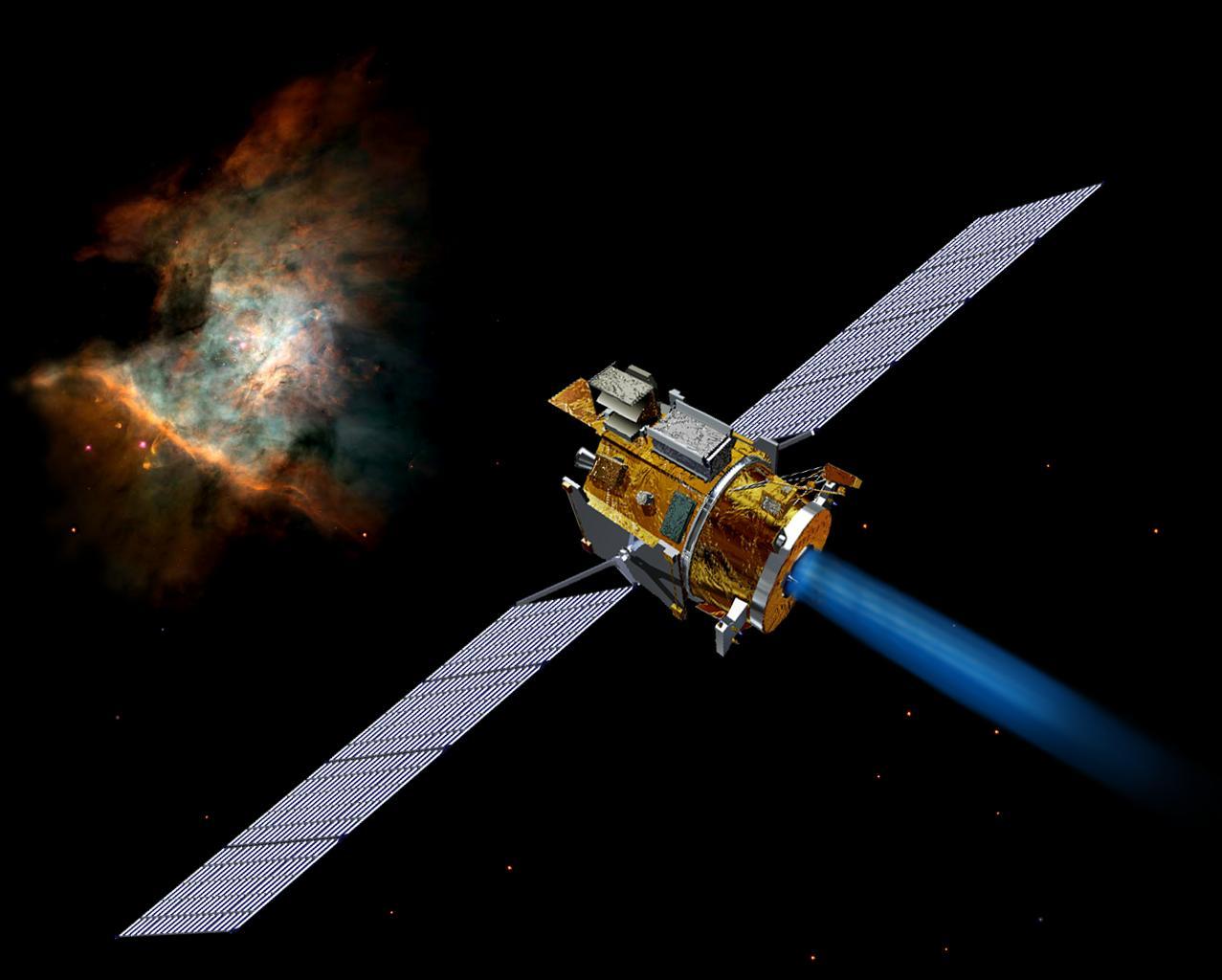 spacecraft types - photo #23