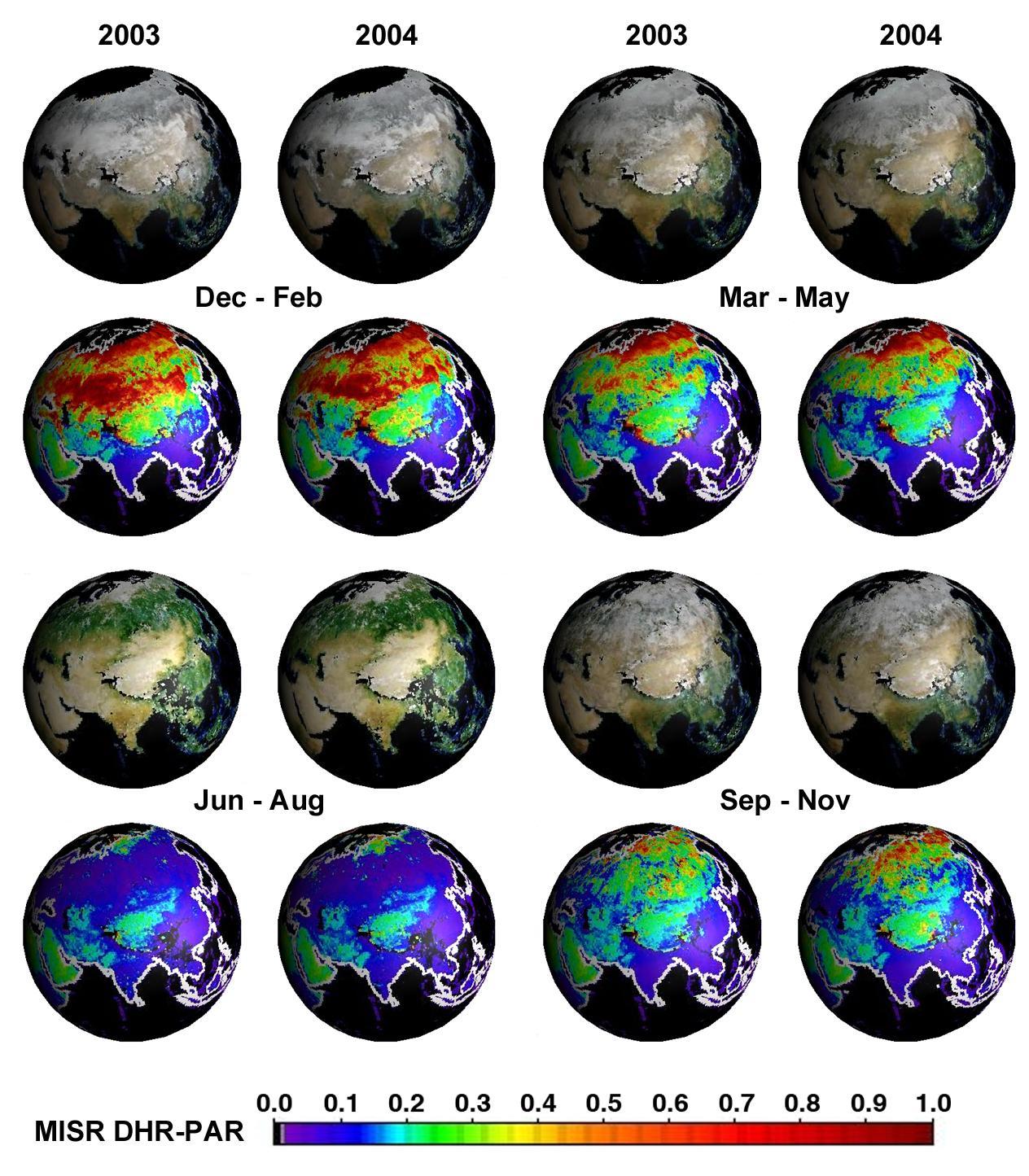earths surface alb seasonal - HD1024×1171