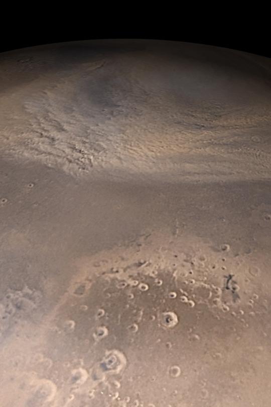 Быря на Марсе
