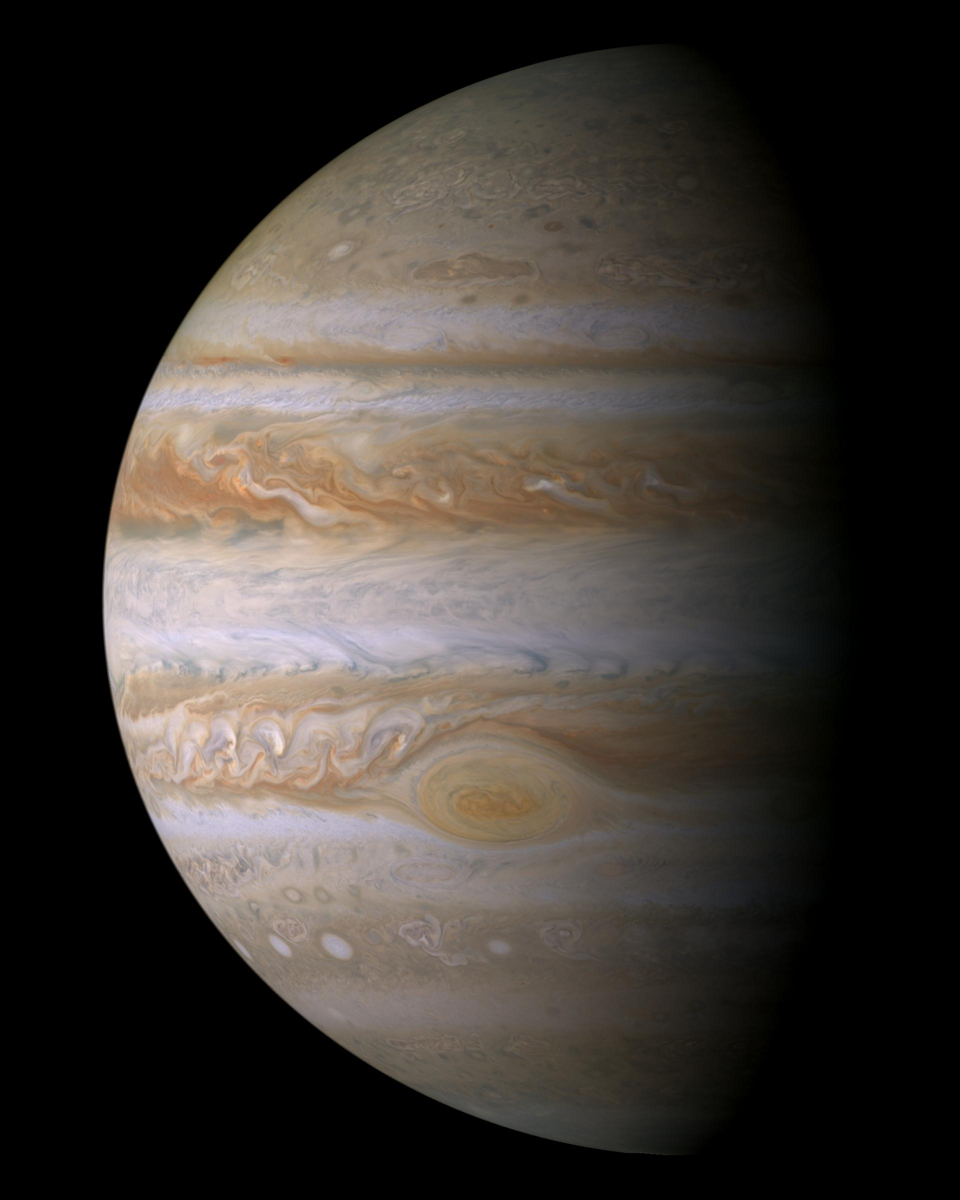 www pictures of jupiter nasa - photo #16