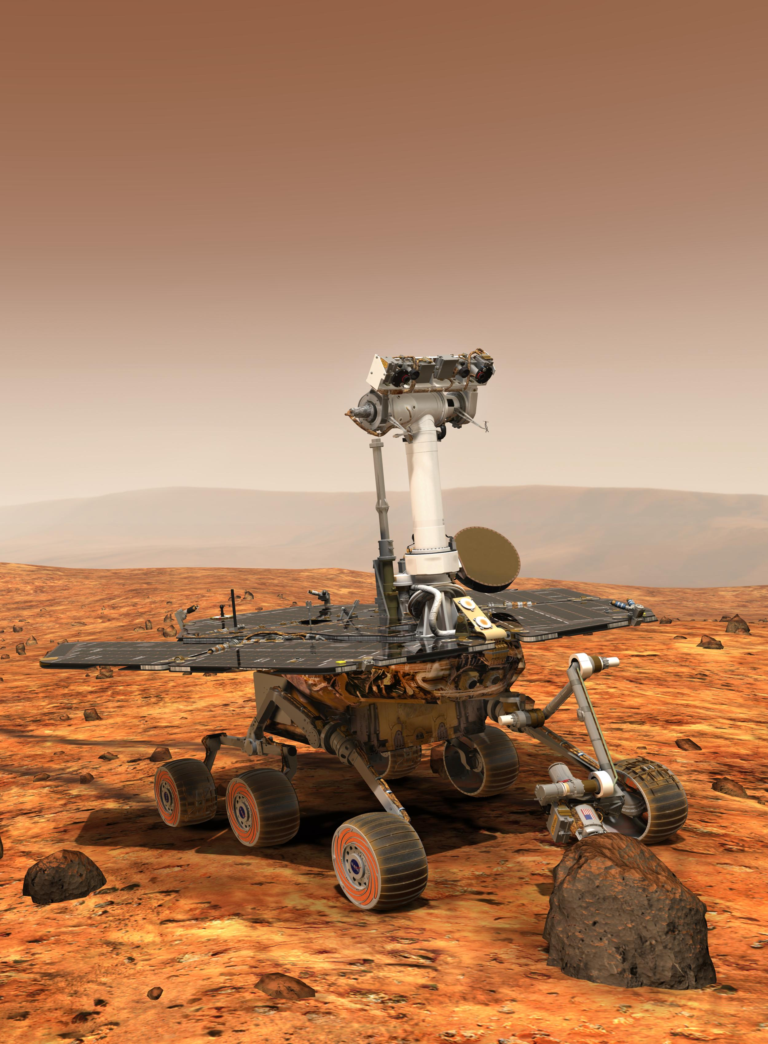 nasa mars rover mission-#20