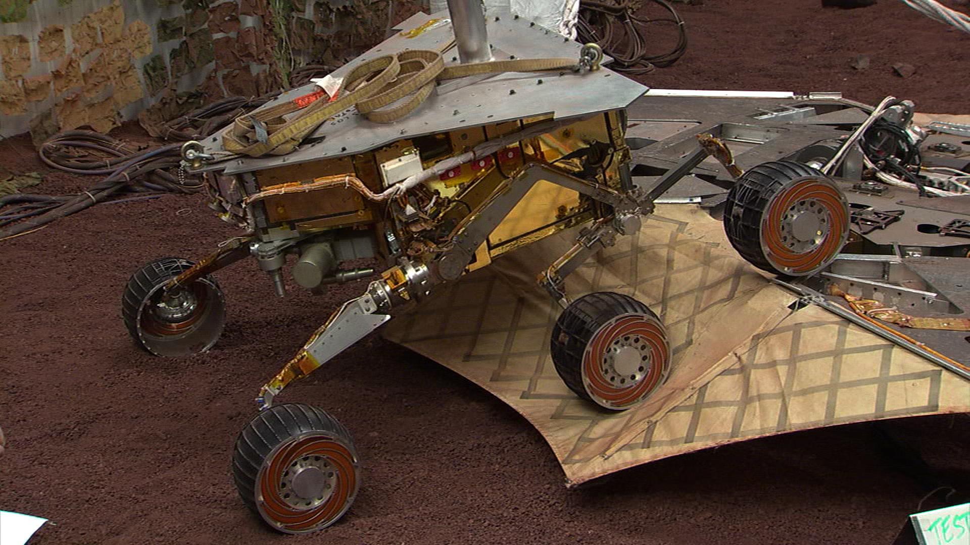 mars rover spirit - 1024×576