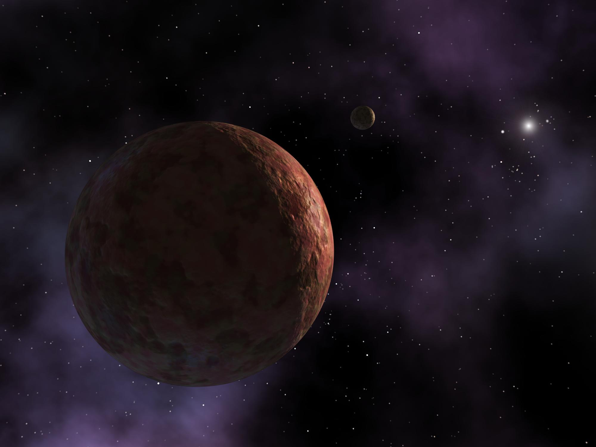 information about dwarf planets - photo #22