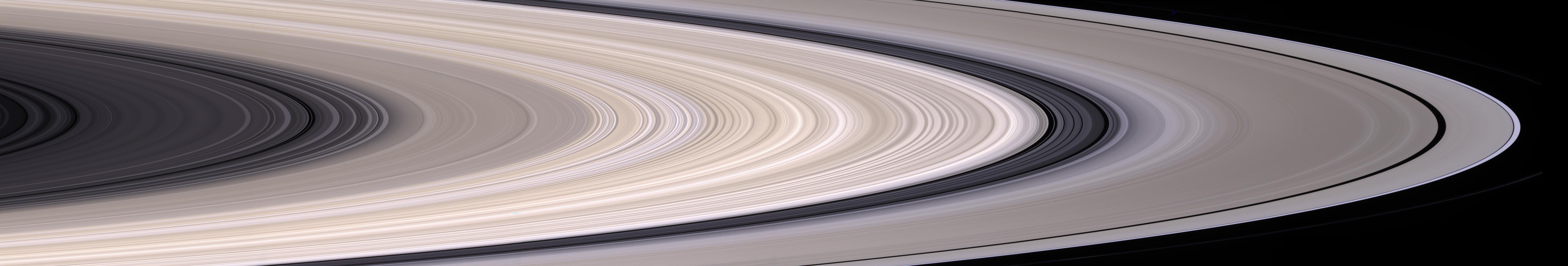 Saturn Rings Angle