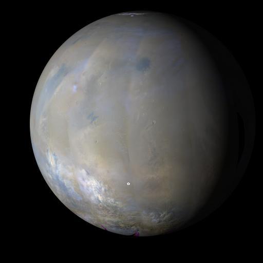 nasa mars  weather
