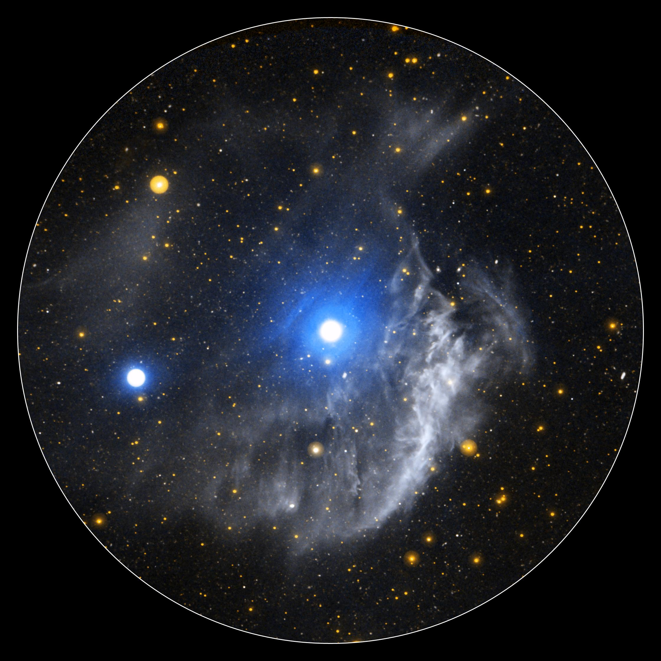 Space Images | The Extended Region Around the Planetary ...
