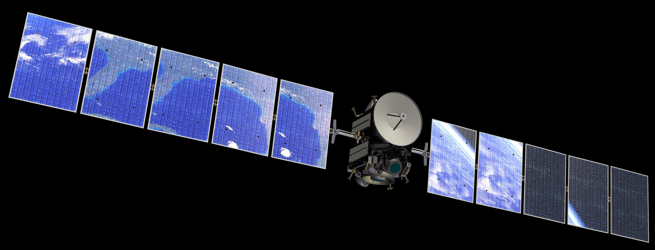 Images From The Spacecraft And Telescopes Gallery