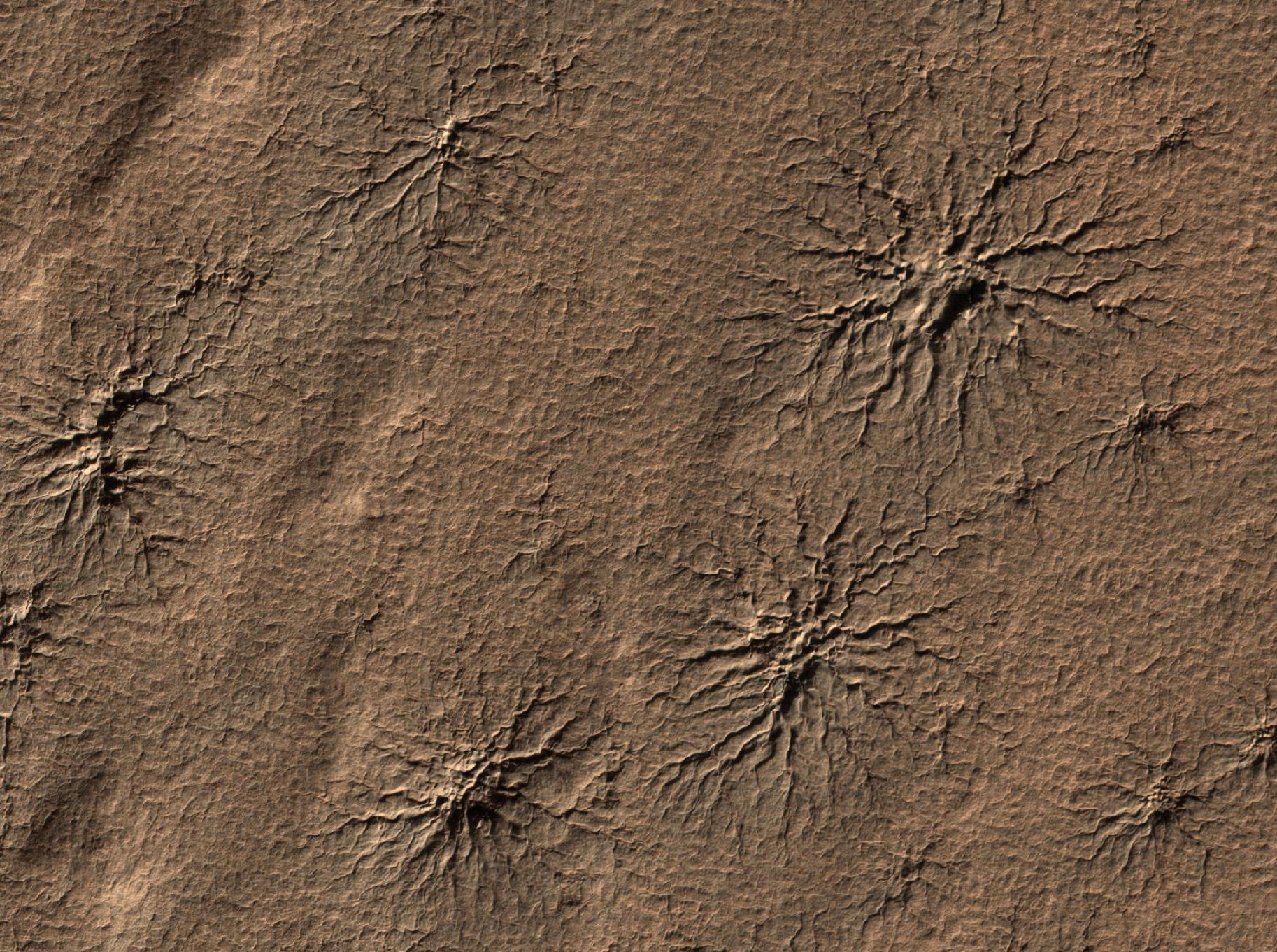 mars alien pictures