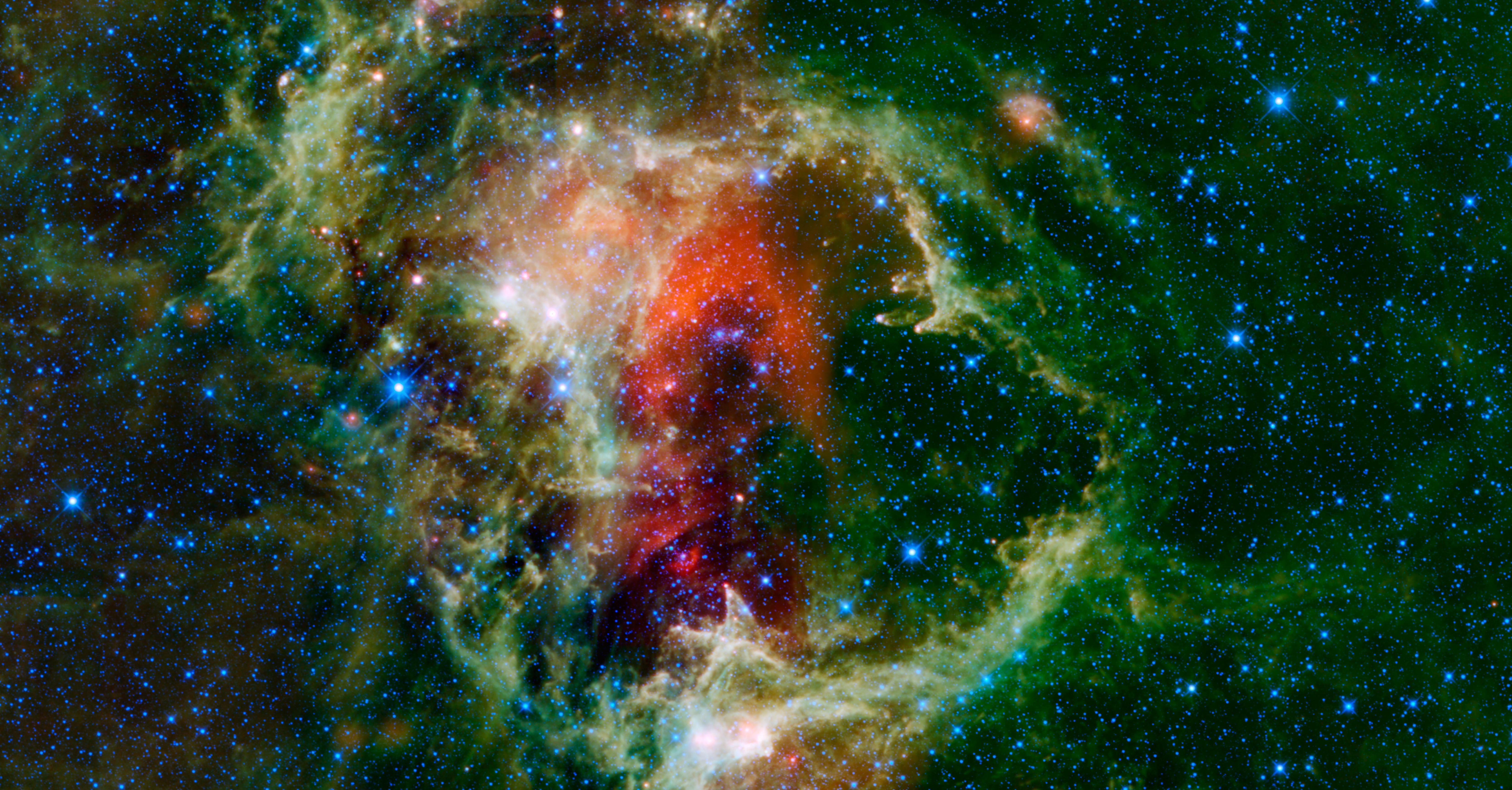 Space Images | Soul Nebula