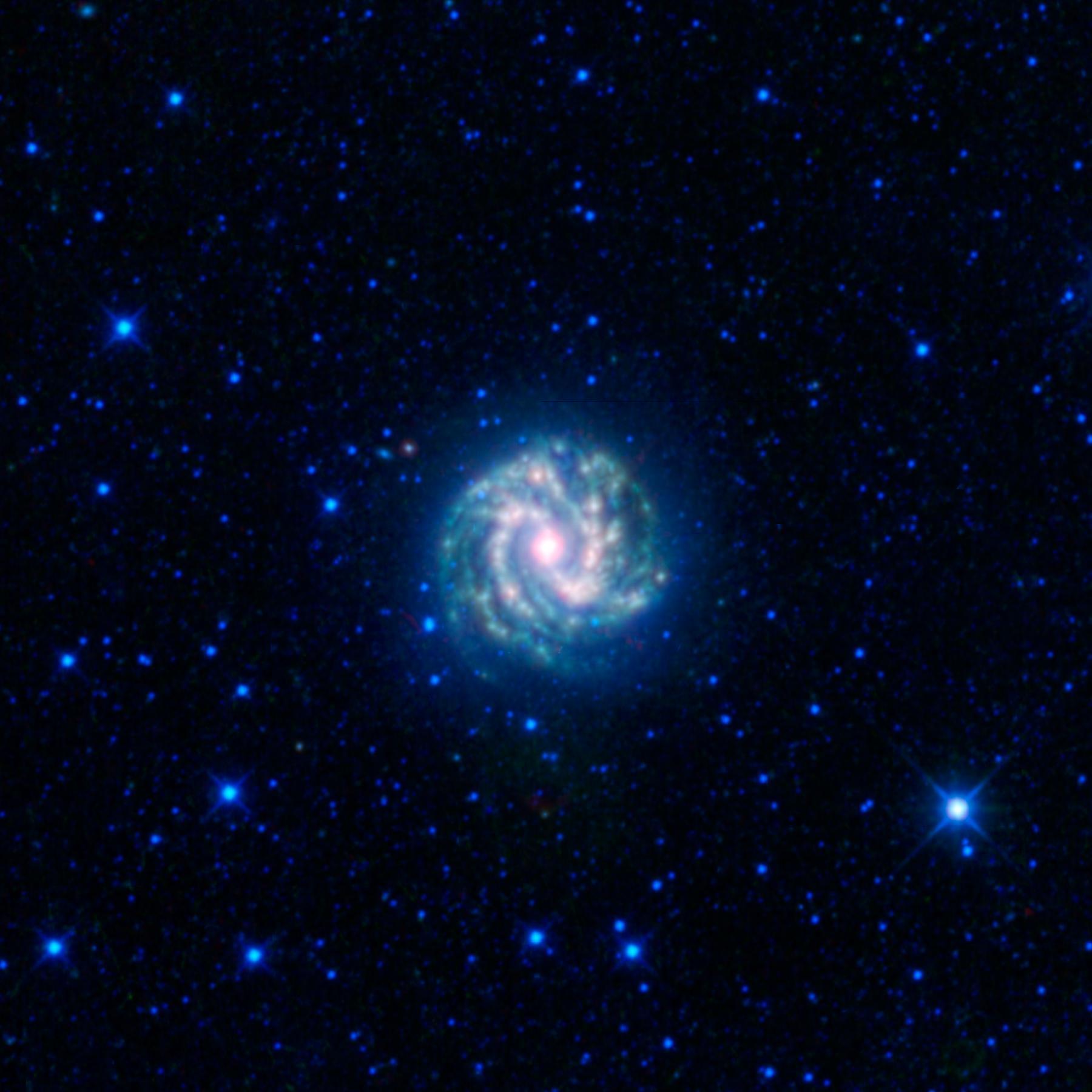 Space Images Southern Pinwheel