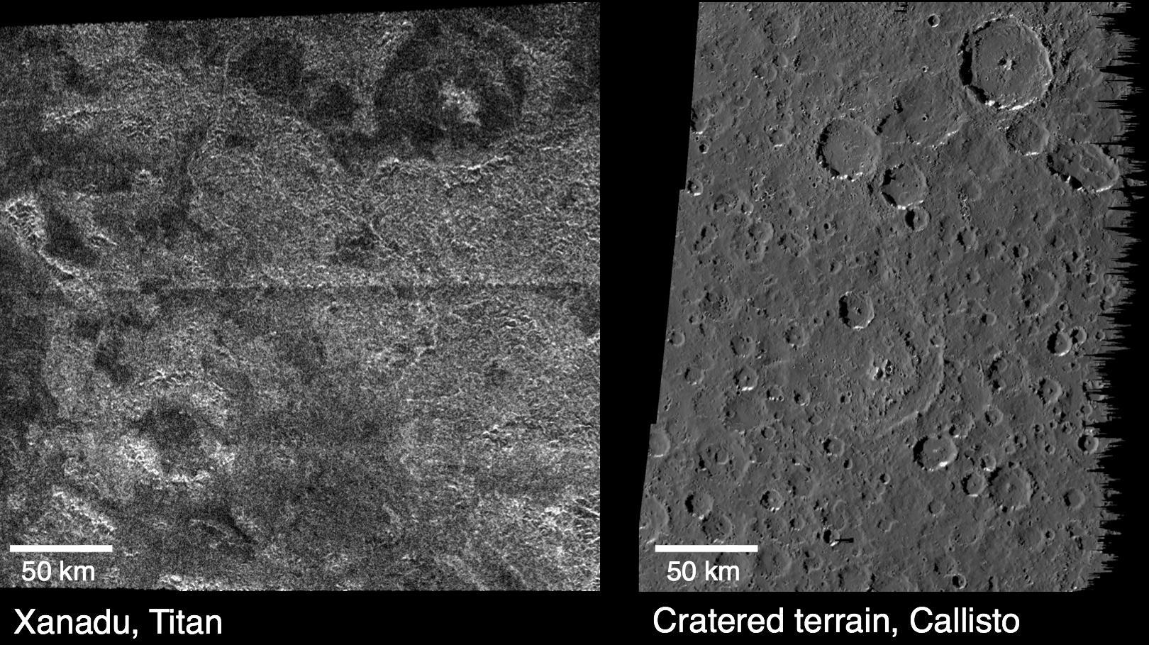 Callisto Map PIA13896 Titan and Callisto