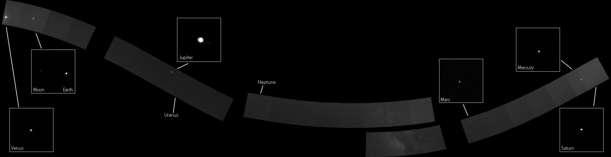 nasa solar system portrait - photo #42