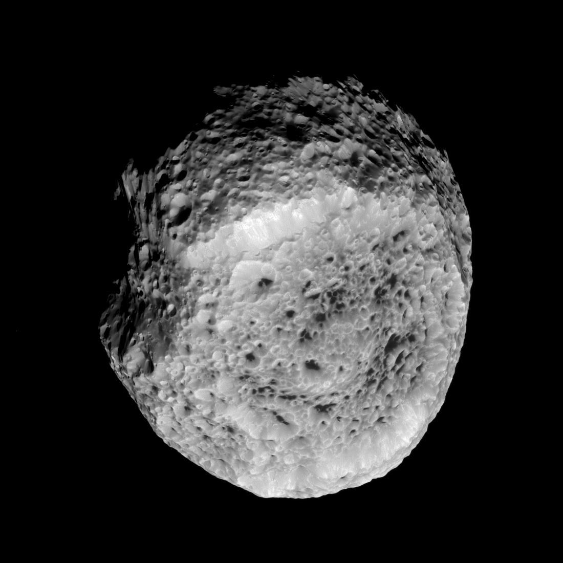hyperion cassini spacecraft - photo #6
