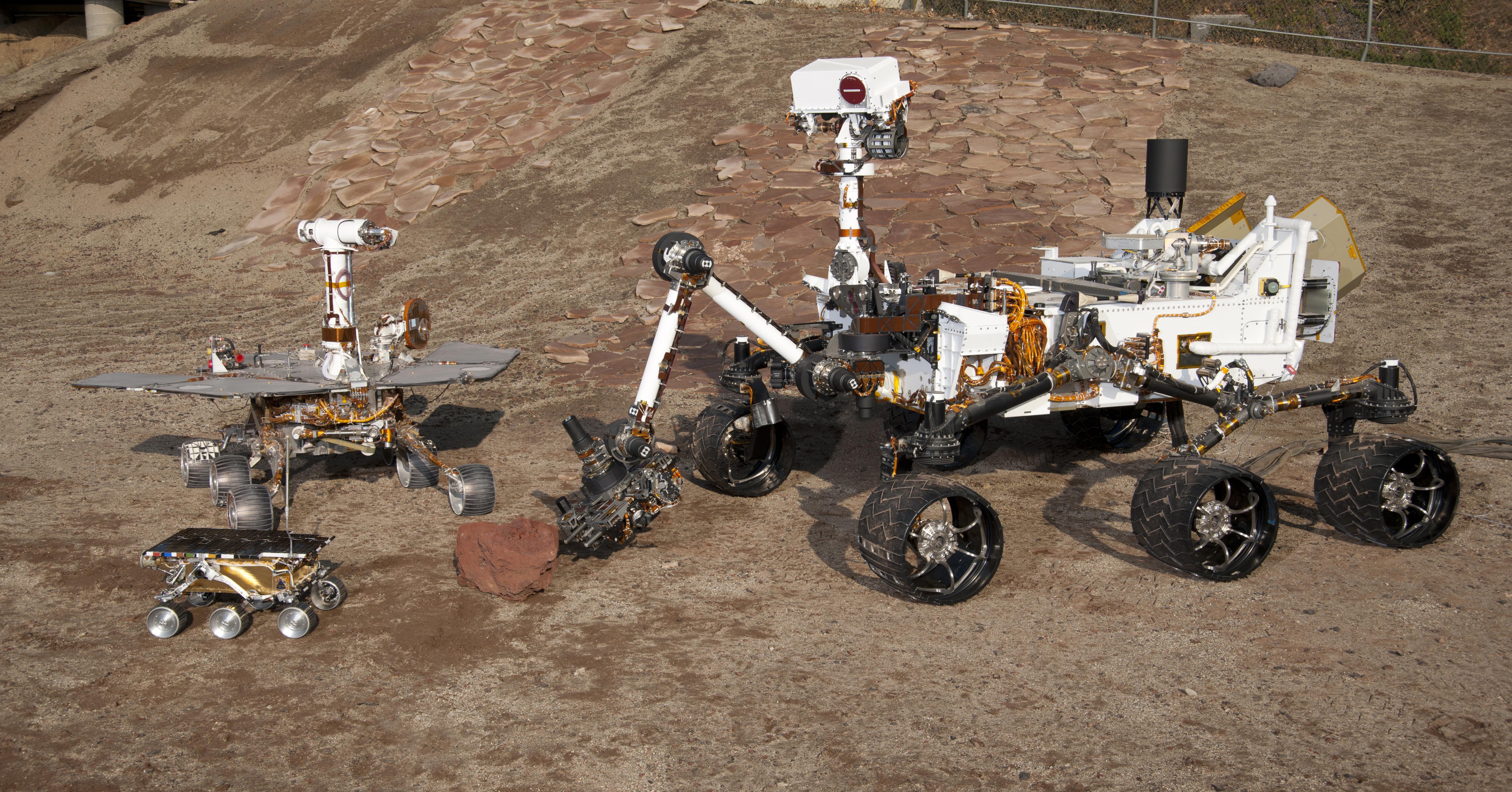 mars rover spirit - 1240×650