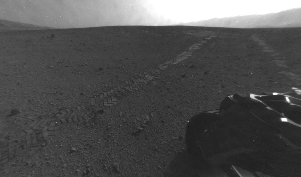 Rainy weather on Mars - Alien Anomalies