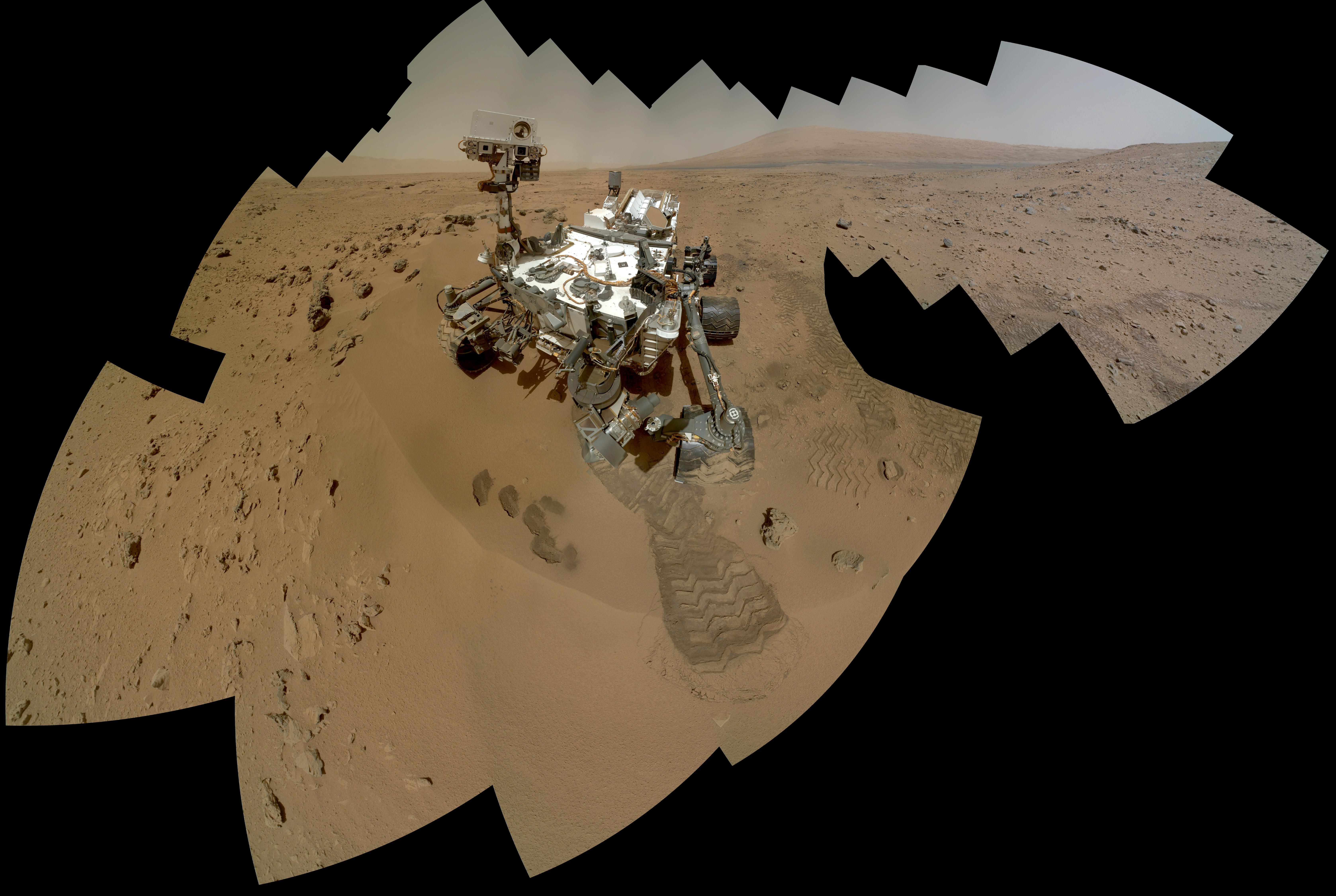 Mars Hand Lens Imager