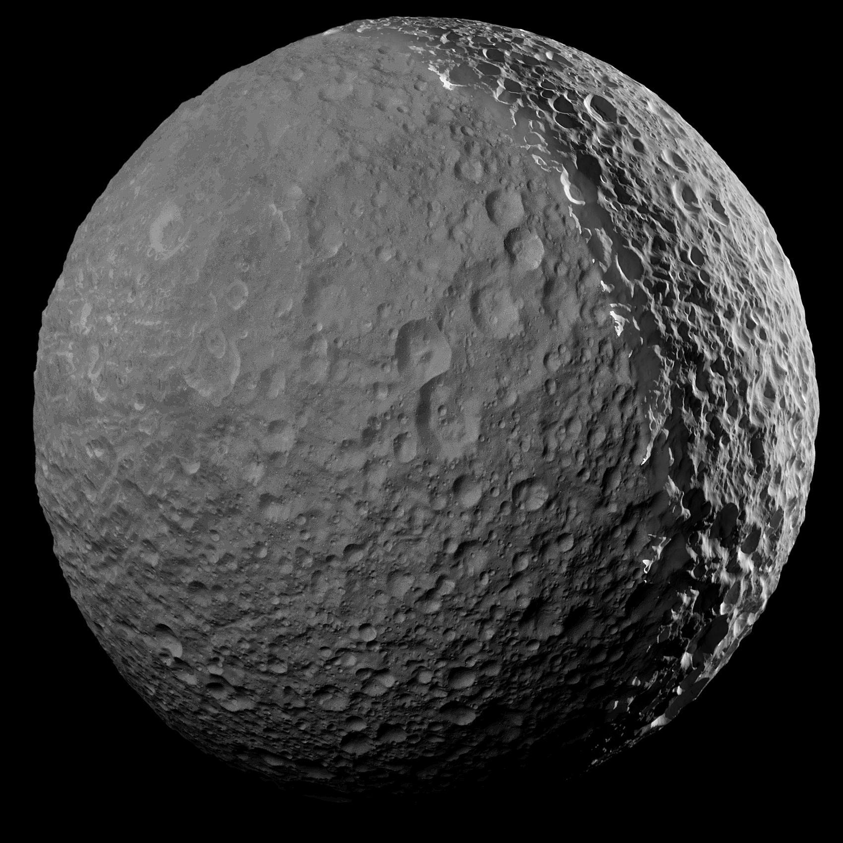 On January 30, 2017, Cassini passed 25,620 miles (41,230 ...
