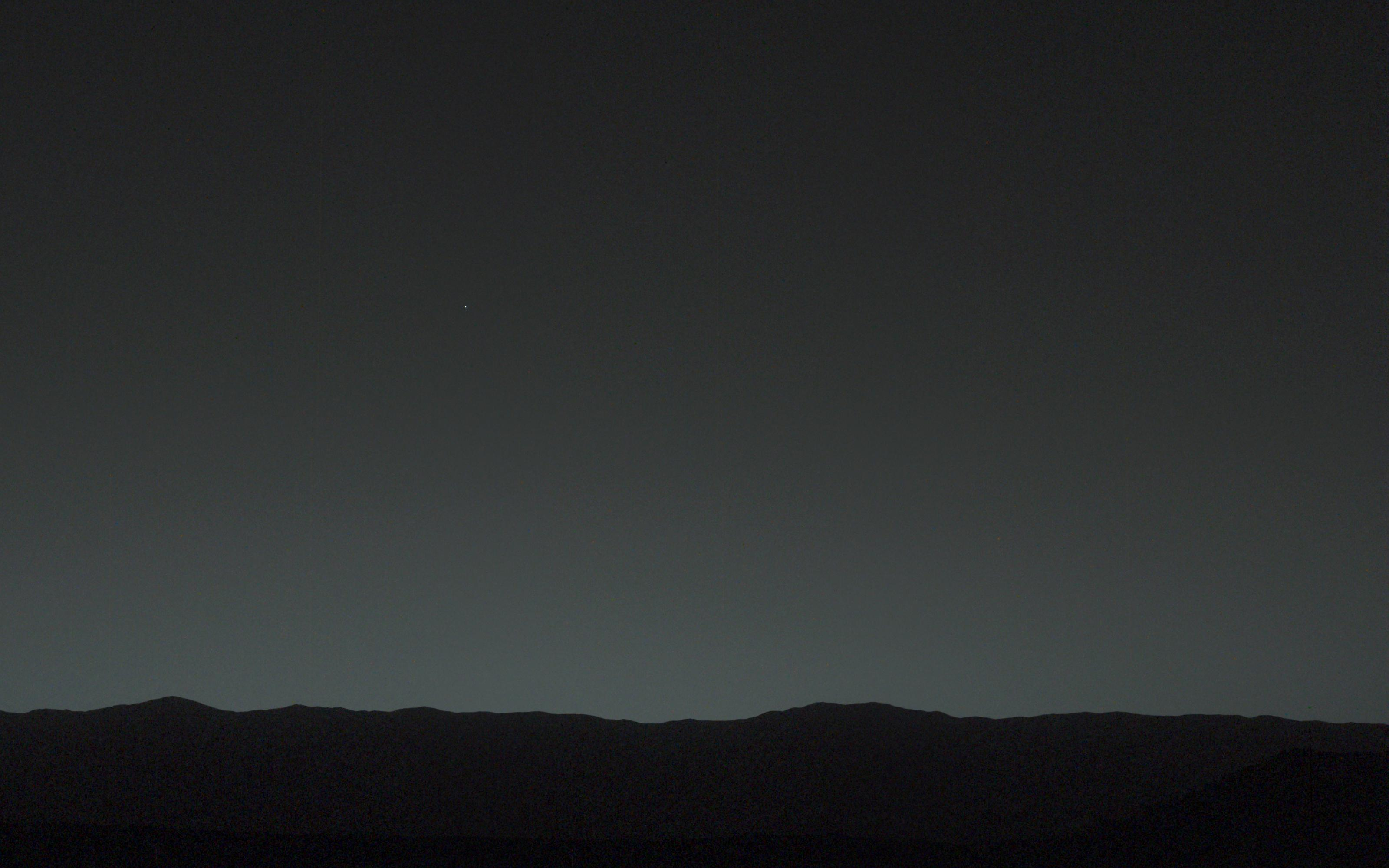 earth from mars - HD 3200×2000