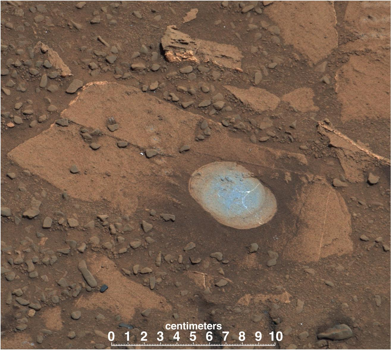 nasa life on mars rumor - photo #21