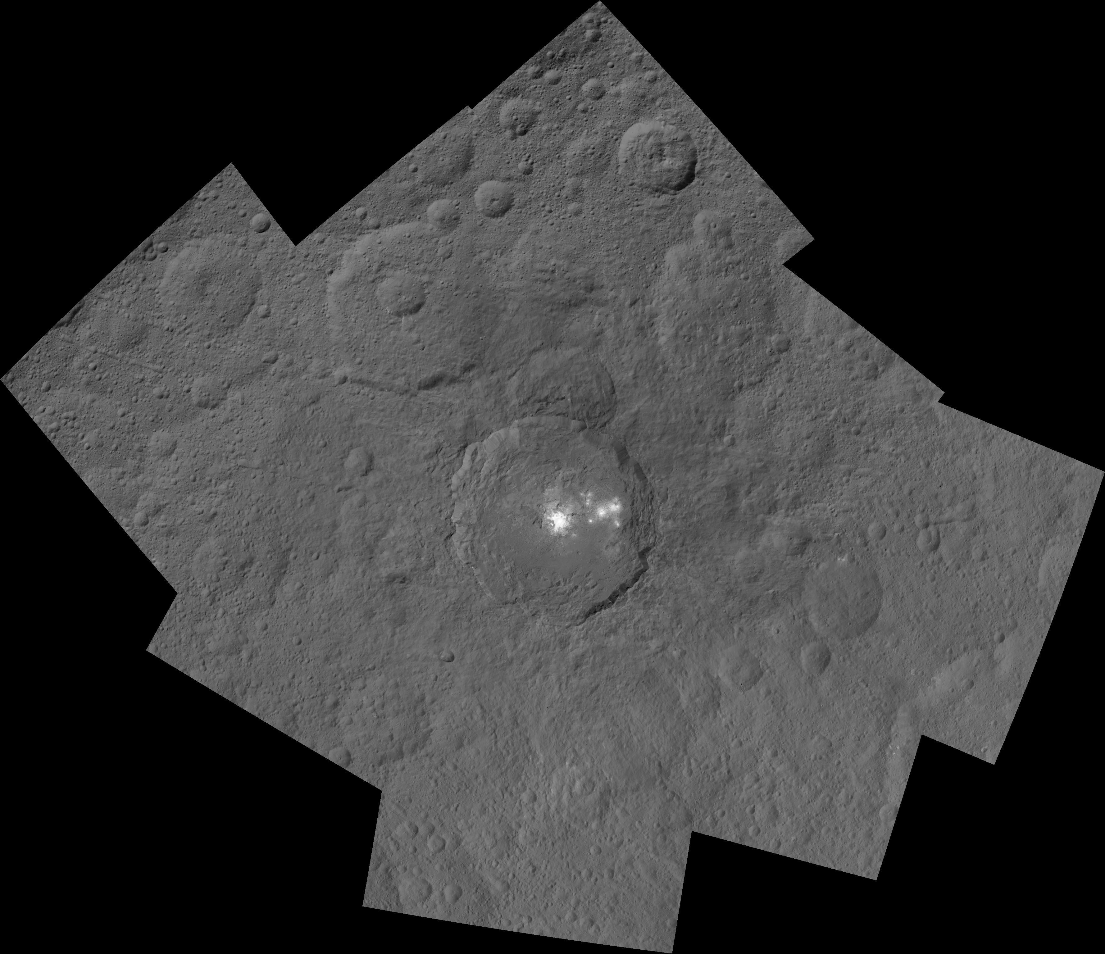 881869cb2 Bright Spots on Ceres: Mystery Solved? - Sky & Telescope