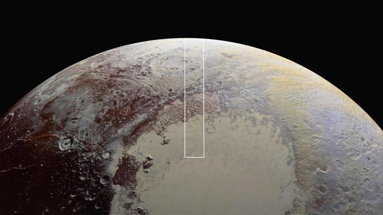 nasa new horizons pluto pictures - 1200×675