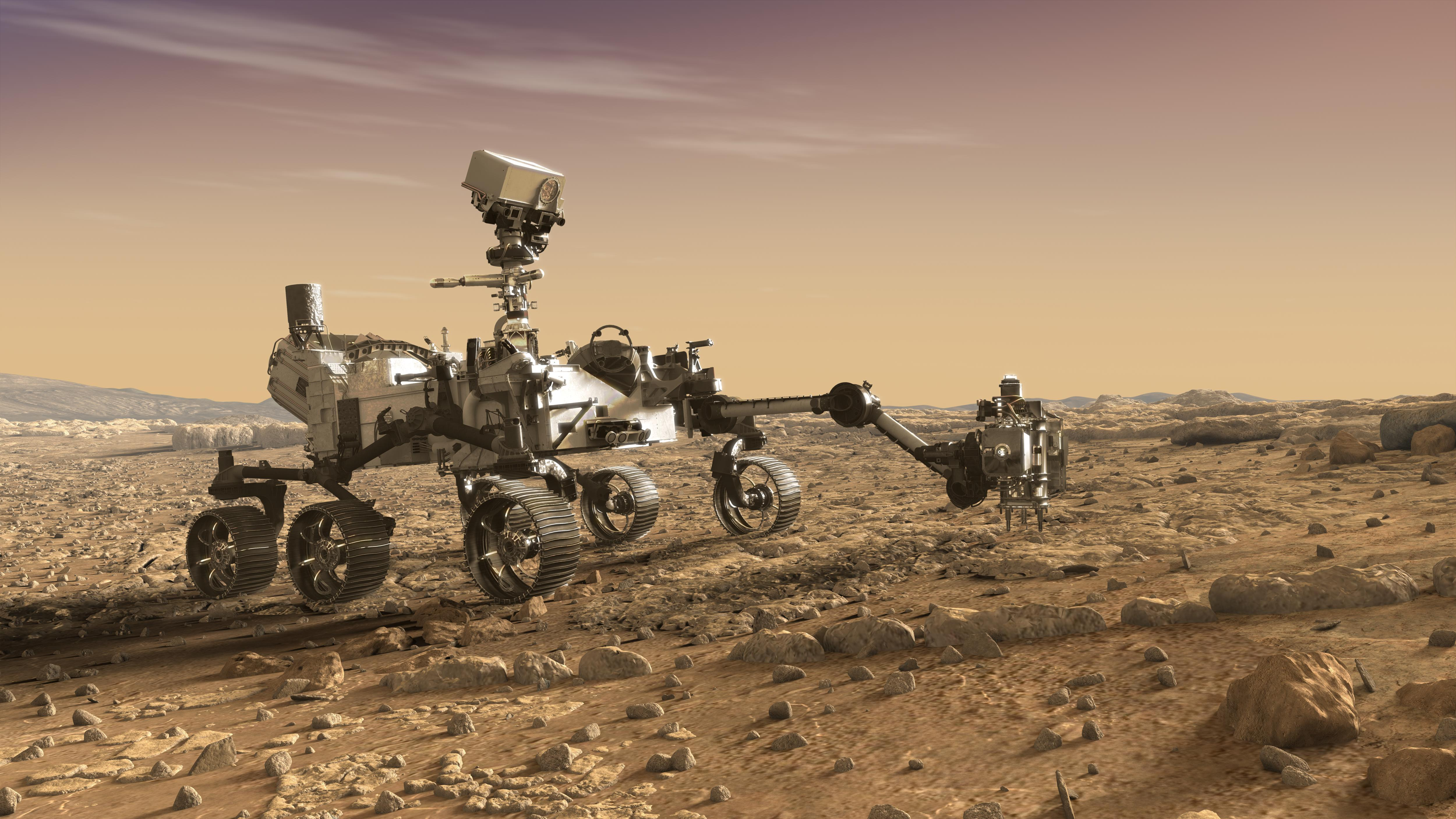 mars rover mission nasa - photo #19