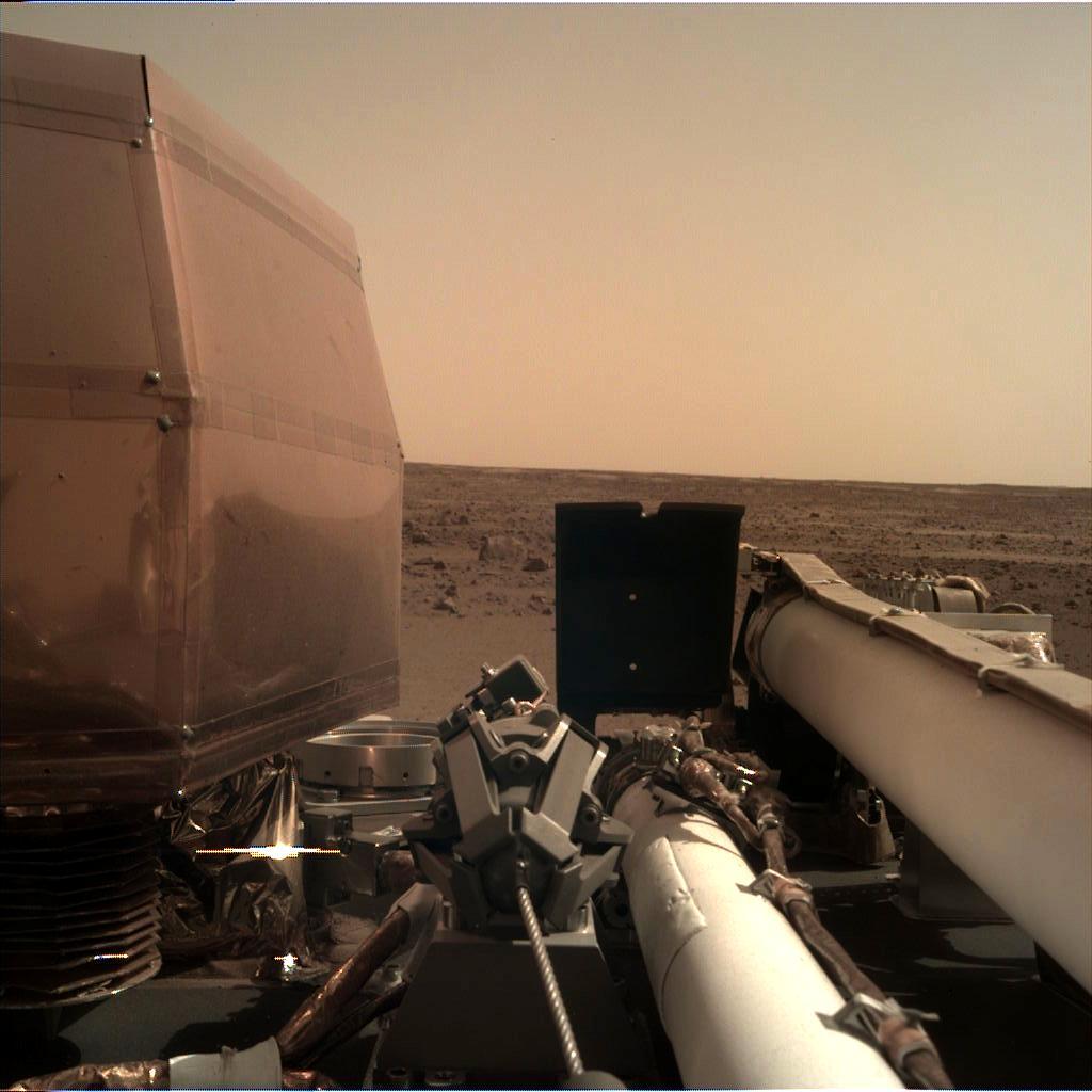 Mars landing today, Monday Nov. 26