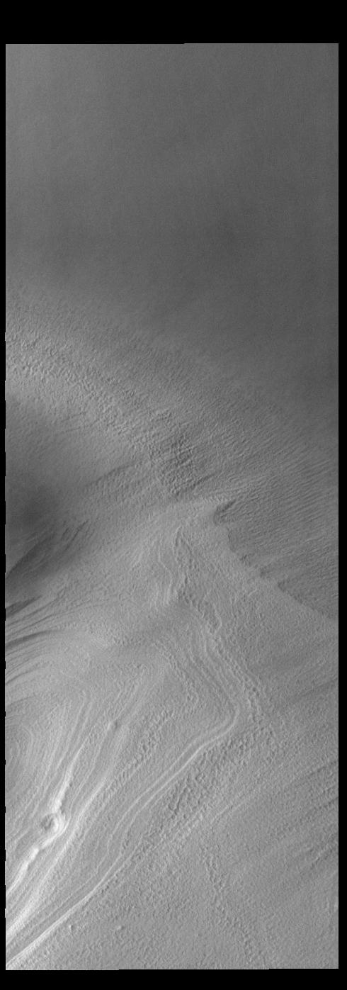Space Images | South Polar Layers