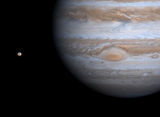Cassini Spacecraft Jupiter Cassini Spacecraft on Dec