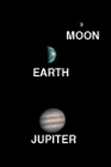 what does jupiter look like from mars - photo #19