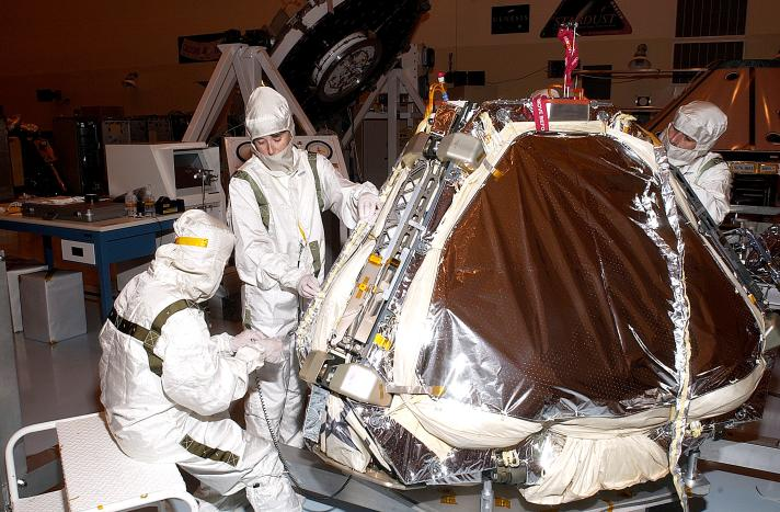 mars exploration rover airbags - photo #33