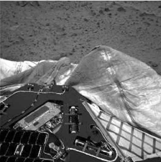 mars exploration rover airbags - photo #15