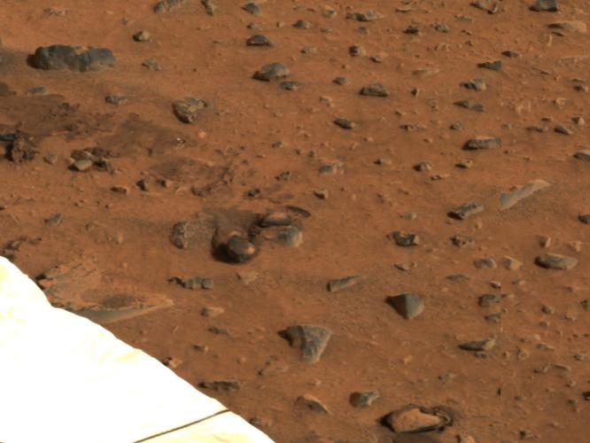 mars exploration rover airbags - photo #18