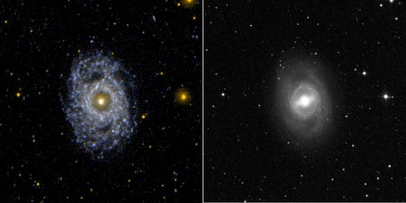 Barred Spiral Galaxies of Names - Pics about space