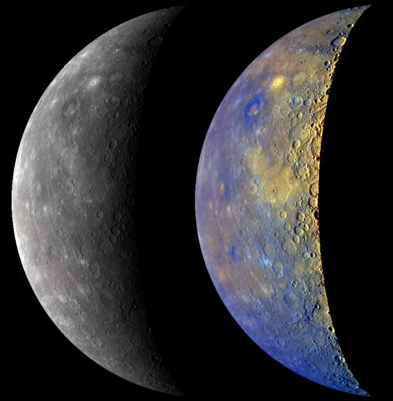 The Gish Bar Times: More Mercury Mosaics from MESSENGER's 2nd Flyby