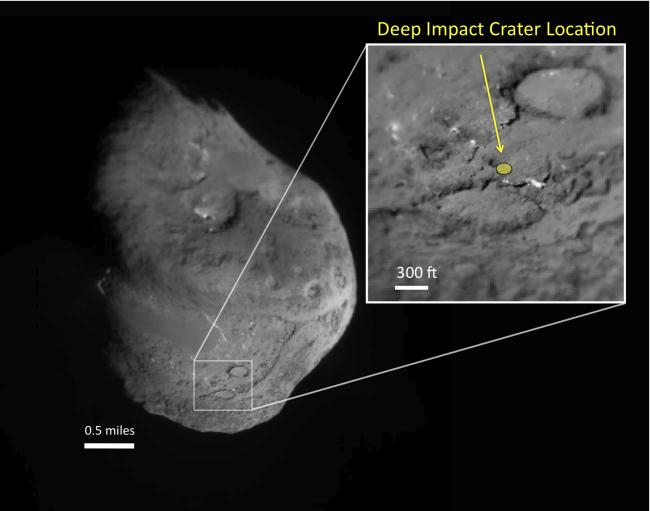 2005 deep impact space probe - photo #19