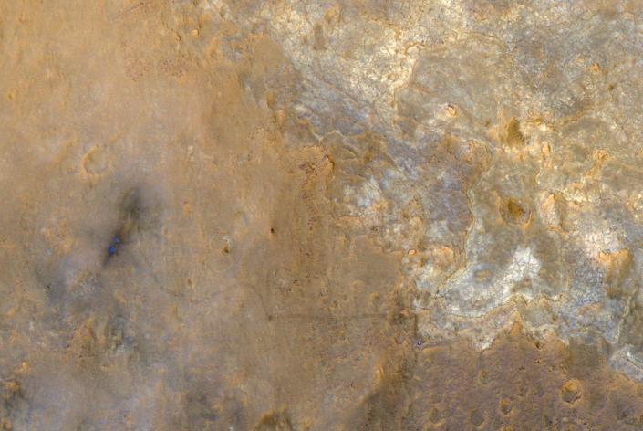 Mars Reconnaissance Orbiter Patch