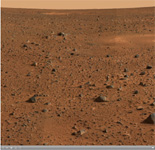 Click on the image for Mars in Full View (QTVR)
