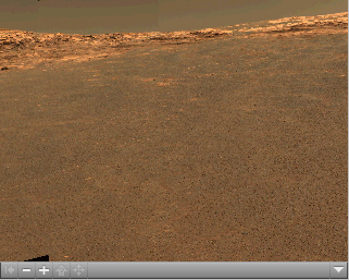 Click on the image for 'Wopmay' Rock (QTVR)
