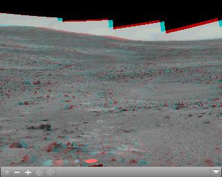 Click on the image for Stereo Version of Spirit's 'Seminole' Panorama (QTVR)