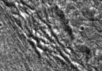 Fractured Craters on Ganymede