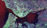 Space Radar Image of Lisbon, Portugal