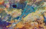 Space Radar Image of Barstow, California