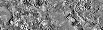 The highest resolution image ever of Jupiter's volcanic moon Io, (the black and white image at top), was taken by NASA's Galileo spacecraft on October 10, 1999, from an altitude of 617 kilometers (417 miles).
