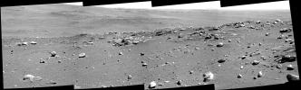 'Algonquin' Outcrop on Spirit's Sol 680