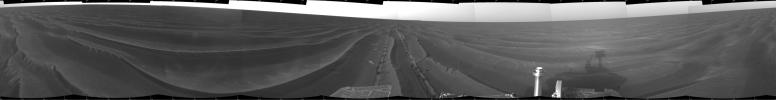 Record Drive Day, Opportunity Sol 383